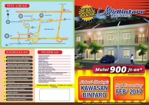 Mp bintaro residence