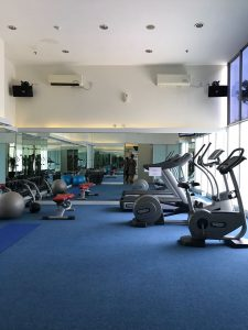 GYM PLACE AT THE WAVE